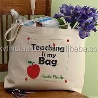 custom heavy duty cotton canvas bag tote shopping bag