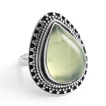 Enjoy The Little Things !! Apatite 925 Sterling Silver Ring, Silver Jewelry Wholesale, Designer Silver Jewelry