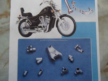 Various types of motorcycle parts wholesale , mass production available