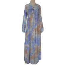 Abaya Dress Mirador Tie Dye 2