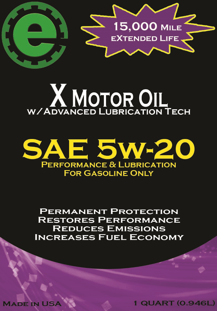 X motor oil 5w 20 for Does motor oil expire
