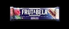 Frutabela - fruit and cereals bars with a big fruit content (more than 30%)