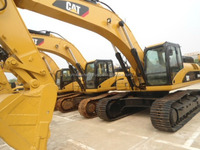 Used 330D Excavator/Second-hand Crawler 330D for Sale in Shanghai