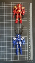 Gundam Robot with wings wholesale factory price
