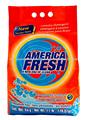 América Fresh detergente de lavado de ropa en polvo en bolsa de 5 kg distribuidor