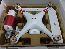 Buy 2 Get 1 Free Dji Phantom 2 Vision+ V3.0 Rc Quad Drone With Free1 Extra Battery + 4