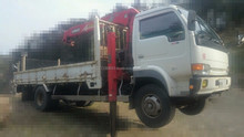 Used truck with for sale available from Japanese port