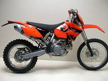 Brand new Original KTM 250 EXC Enduro 2016