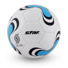 Soccer Balls GY-0028 China factory directly wholesale metal leather pakistan football manufacture