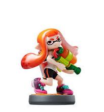 Nintendo Amiibo Figure (Inkling Girl)