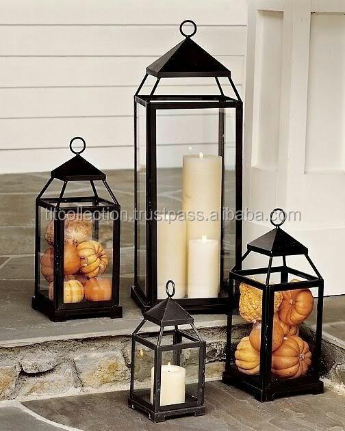 Metal lantern home decorative lantern wedding decorative lantern lantern ramadan lantern home - A buying guide for decorative candles ...
