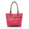 2015 Lastest Design Wholesale Faux Leather Shoulder Bag Women's Handbag for sale
