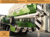tadano 65T used crane for sale in china, trucK crane,all terrain crane