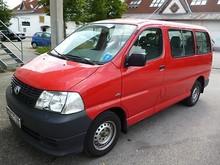 Toyota HiAce Van - Left Hand Drive - Stock no:11327
