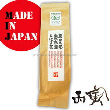Naturel et organique thé vert sencha et simple produits innovants avec savoureux arôme made in Japan
