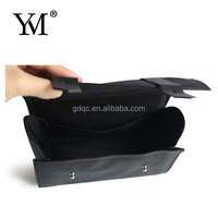 2012 most fashion designer cosmetic bag with mirror