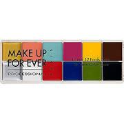 Make Up for Ever 12 Flash Color Case Artistic