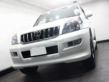 USED CARS - TOYOTA LAND CRUISER PRADO (RHD 820652 GASOLINE)