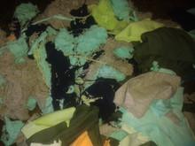 Bio degradable good quality waste cloth