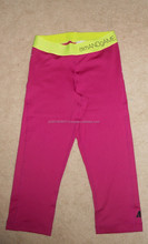 Ladies compression 3/4 tight