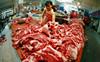 FROZEN HALAL BONELESS BUFFALO MEAT, HINDQUARTER, FOREQUARTER, OFFALS, TRIMMING, VEAL MEAT LESS 40 KG