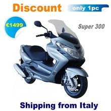 (Discount) 2015 NEW low cost scooter for sale 300cc water cooling EEC HIGH quality (Super)