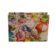 Flower Box Clutch Bag for Women, Ladies , Girls, Evening Purses and Handbags