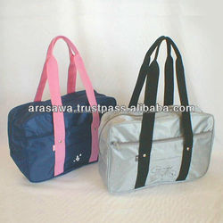 Japanese design pouches and bags sports bag by sewing professionals