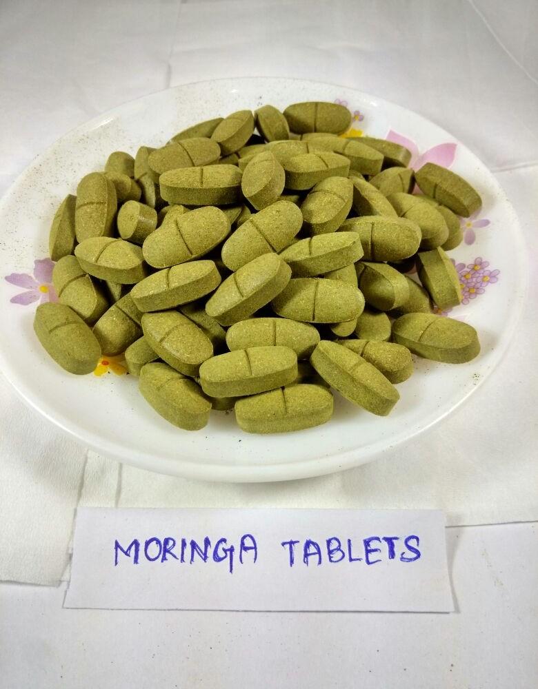 moringa Oval tablets