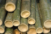 STRAIGHT, DRY, POLISHED, BAMBOO POLES FROM VIETNAM