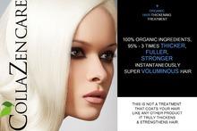 Organic Miracle Hair Thickening Treatment