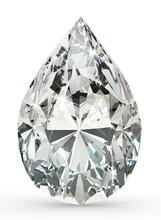 3.00 ct Pear cut D IF GIA Certified Loose Diamond