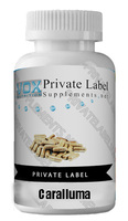 Private Label Caralluma 1000 mg Weight loss Supplement - Available in 30, 60, 90, 120, 180 count bottles