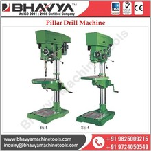 Vibration Free and Less Maintenance Pillar Drill Machine Price