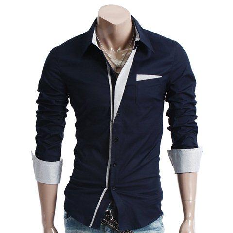 Latest Fashion Design Tailored Custom Casual Shirts For