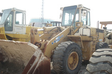 Used kawasaki 80Z wheel loader for sale / Japan kawasaki loader