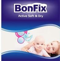 Bonfix High quality Textile Turkish Baby Nappies