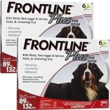 fronlin plus for dog 83-132lbs