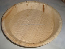 Eco areca nut leaf plates