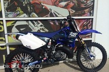 For The New 2011 Yamaha YZ250