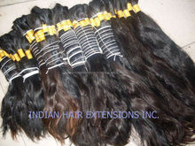 Indian virgin human hair extensions many textures available, Unprocessed Virgin Human Hair Extension, Inidan Virgin Human Hair
