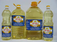 PURE REFINED AND UNREFINED SUNFLOWER COOKING OIL