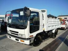 Alta calidad y bajo costo utilizado isuzu camión volquete para irrefrangible aceptar pedidos de un coche
