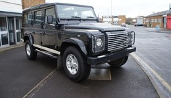 Land Rover DEFENDER 110 4x4 Off-Road Vehicle - Right Hand Drive - Stock no:11364