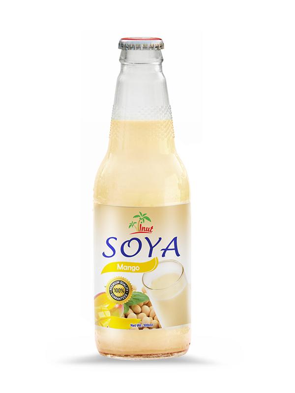 300ミリリットルマンゴー風味大豆ミルク