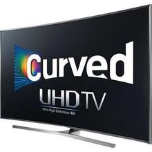 """Samsung UN55JU7500F - 55"""" Curved LED-backlit LCD TV - Smart TV - 4K UHDTV (2160p)"""