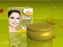Due Beauty Cream lightening Whitening of Facial Skin