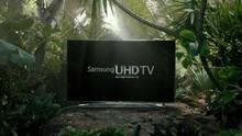 "New Arrival !!! 42"" UHD 4K Smart TV LED WiFi Television android frame-less led tv"