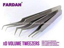 Vetus 6A SA-Volume Tweezers/ Precision Tweezers For Volume Lashes