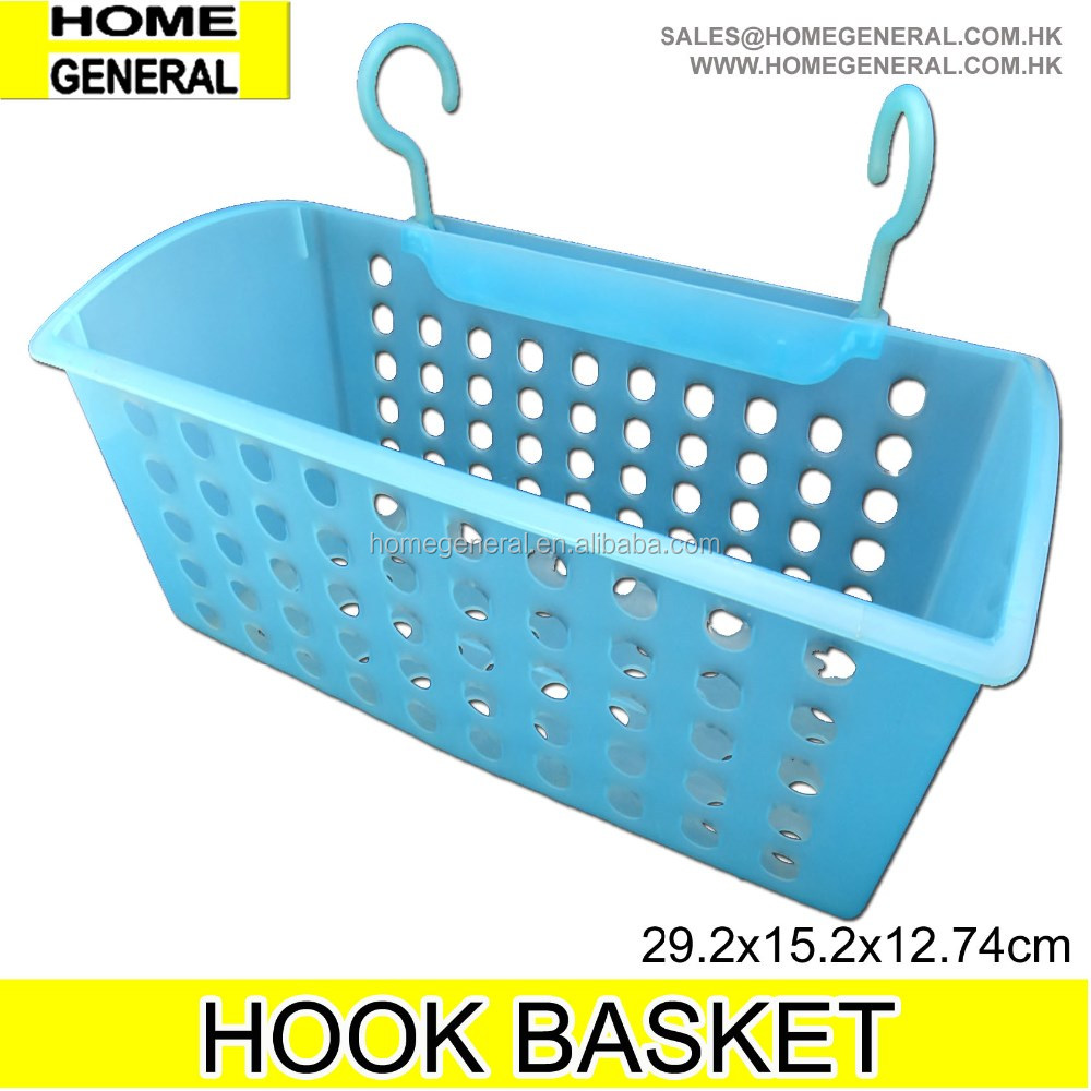BASKET GENERAL, PLASTIC HOOK CADDY,PLASTIC HANGING BASKET, SHOWER ...